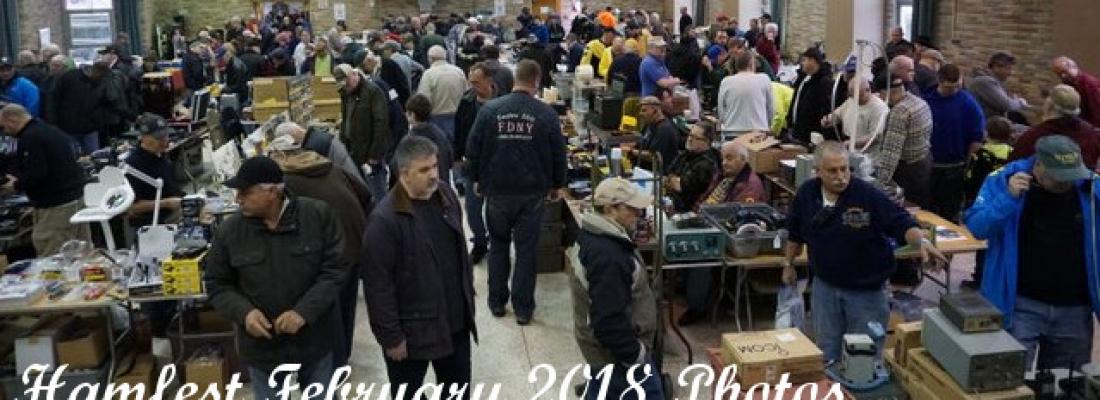 Hamfest Photos
